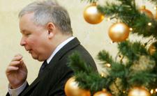 Jarosław Kaczyński będzie miał smutne Święta