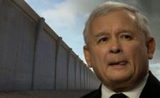 Jarosław Kaczyński postawi mur