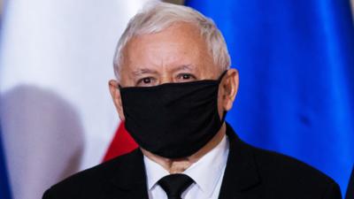 Jarosław Kaczyński zakaził się koronawirusem?