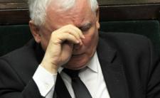 Jarosław Kaczyński zaniepokojony sondażami