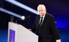 Jarosław Kaczyński jak model. Takiego go nie znacie
