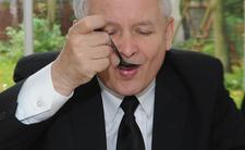 Jarosław Kaczyński jest smakoszem