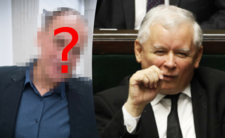 Mokry sen prezesa się spełnia. Jarosław Kaczyński znalazł nowego członka
