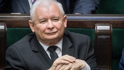 Kaczyński skarży się i straszy: mam L4, ale zaraz wrócę. Halo, ZUS!?