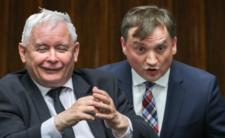 Jarosław Kaczyński pije wino u zakonnic i chłoszcze Ziobrę