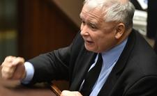 Jarosław Kaczyński i strajki
