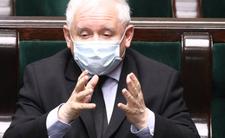 Jarosław Kaczyński przemówił. Wszystkim opadły szczęki