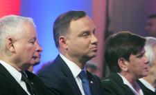 Jarosław Kaczyński znieważył Andrzeja Dudę