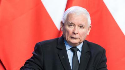Jarosław Kaczyński przerywa milczenie