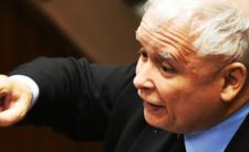 Jarosław Kaczyński odpłynął w Sejmie