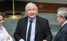 Jarosław Kaczyński w furii rzuca wyzwiskami