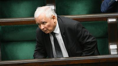Jarosław Kaczyński wchodzi do rządu?