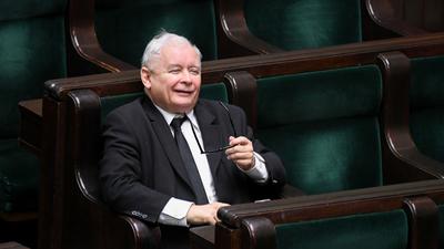 Jarosław Kaczyński zabrał głos ws. wyborów