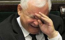 Prezes PiS załamany zachowaniem jednego z posłów