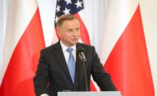 Andrzej Duda o szczepionce na COVID-19