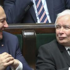 Kaczyński bierze się za seks. Będzie wsadzał do więzienia