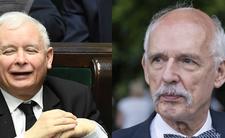 Kaczyński i Korwin-Mikke? Panowie mają wspólną namiętność