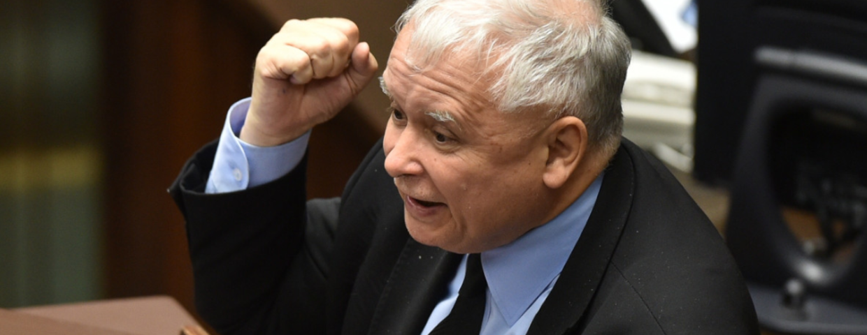 Kaczyński i PiS - kolejna afera. Senator ujawnia szokujące ...