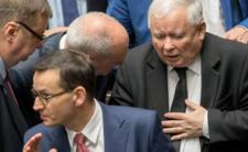 Kaczyński w szpitalu WIM w Warszawie - operacja kolana na Szaserów