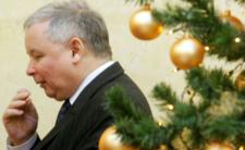 Życzenia świąteczne dla Polaków od Kaczyńskiego. Prezes na Twitterze