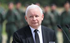 Jarosław Kaczyński obiecuje złote góry