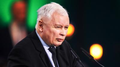 Jarosław Kaczyński straszy Polaków Rafałem Trzaskowskim