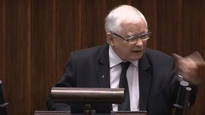 Kaczyński w Sejmie kontra opozycja - oskarżają się o narażanie Polaków na COVID