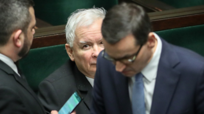 Koniec Kaczyńskiego nadchodzi - kto będzie nowym władcą PiS?