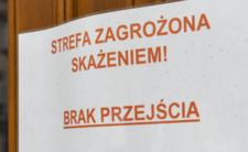 Koronawirus rozpełzł się po Polsce