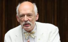 Janusz Korwin-Mikke znów na fali