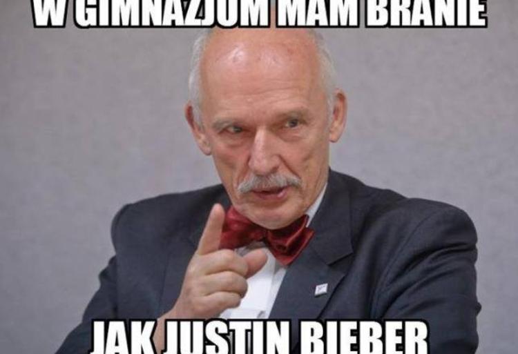 Mamy Janusz Korwin Mikke