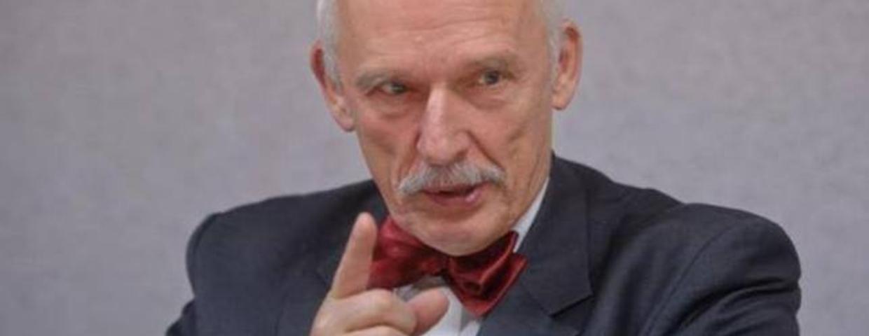 Janusz Korwin Mikke kontra internet. Najlepsze memy i polityka na wesoło