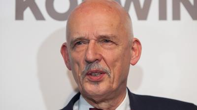 Korwin komentuje morderstwo w Mrowinach - winny jest rząd PiS?