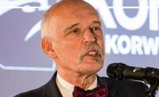 Korwin i ostra wypowiedź - geje w Polsce będą zmasakrowani?