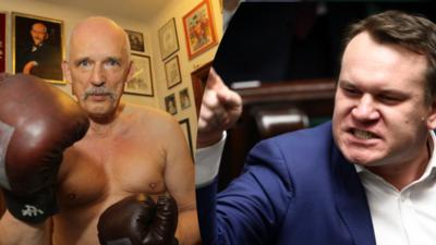 """Nowy Sejm... BĘDĄ SIĘ BIĆ?! Tarczyński już grozi: """"zrobię to honorowo"""""""