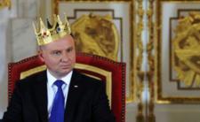 Andrzej Duda królem Polski?