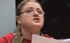 Krystyna Pawłowicz odleciała. Mocne zarzuty wobec polityka opozycji