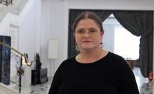 Krystyna Pawłowicz w ekstazie po wyborach. Totalnie odpłynęła