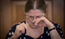 Krystyna Pawłowicz żegna się z kolegami na Twitterze