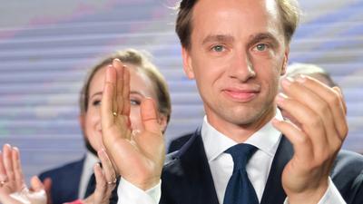 """Krzysztof Bosak na oparach sukcesu: """"Wyniki mam PONADPRZECIĘTNE"""""""