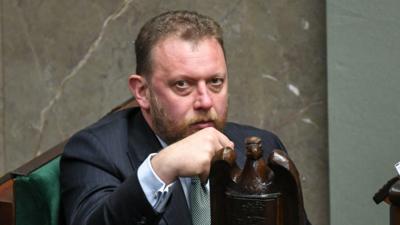 Minister Szumowski zagrożony?