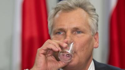 Kwaśniewski kontra sondaże wyborcze - były prezydent jest mistrzem procentów?
