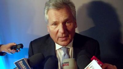 Kwaśniewski orze Kaczyńskiego. Po tych słowach prezes się nie pozbierał