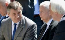 """""""Minister alfons, marszałek pedofil"""". Ostry atak w PiS"""