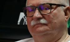 Lech Wałęsa zapowiada żebranie