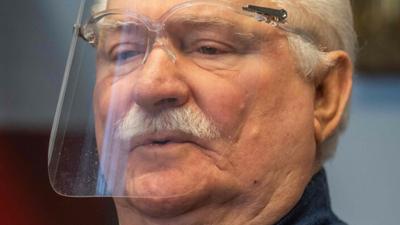 Lech Wałęsa szuka pracy