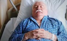 Lech Wałęsa w szpitalu. Trafił na stół operacyjny