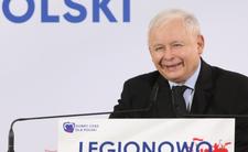 Kaczyński fantazjuje w Legionowie: od 1000 lat nikt nie rządził tak dobrze