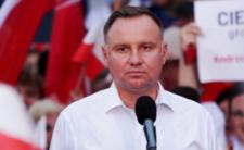 Łukasz Szumowski rozczarowany Andrzejem Dudą