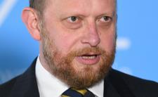 Łukasz Szumowski boi się koronawirusa